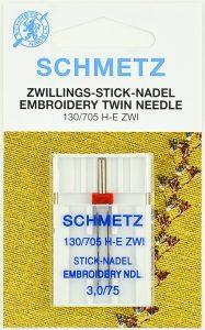 Schmetz 130_705 H-E ZWI 3.0-75