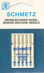 Schmetz EL X 705 №80-90