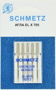 Schmetz EL X 705 80-12