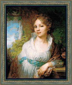 100_048-Portret-M.I.-Lopyhinoi-po-motivam-kartini-V.L.-Borovikovskogo