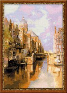 1190-Amsterdam.-Kanal-Aydezeits-Forbyrgval-po-motivam-kartini-I.-Klinkenberga