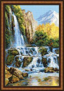 1194-Peizaj-s-vodopadom