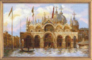 1127 Veneciya. Ploshad San-Marko