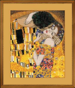 1170-Pocelyi-po-motivam-kartini-G.Klimta