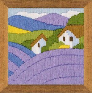 Риолис - Наборы для вышивания длинным стежком