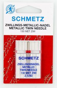 Schmetz 130 MET ZWI 2,5-80