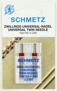 Schmetz 130_705 H ZWI 2,5-80