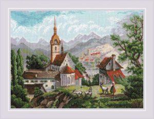 1701-Monastir-Shonenvert-po-motivam-gravur-XIX-veka