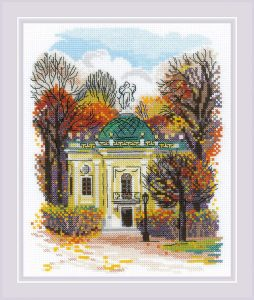1760-Ysadba Kyskovo.-Ermitaj
