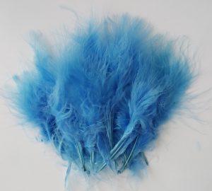 Боа, перья