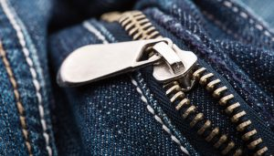Молнии джинсовые