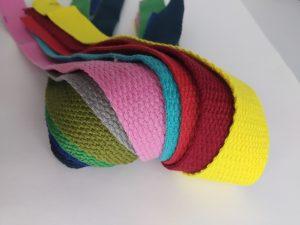 Стропа цветная стандартная 25 мм