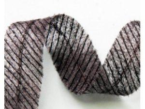 Лента нитепрошивная клеевая по косой