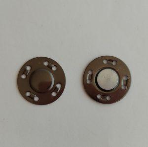 Кнопки пришивные магнитные
